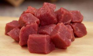 Мясо для кормления собак