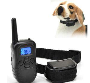 Электроошейник для дрессировки собак применение