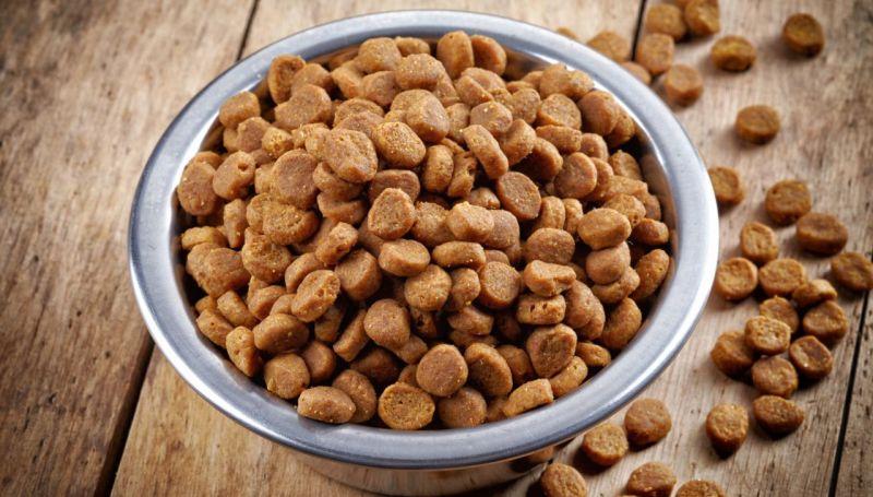 Основной состав гипоаллергенного корма для собак