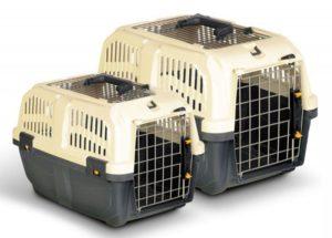Контейнер для перевозки собак