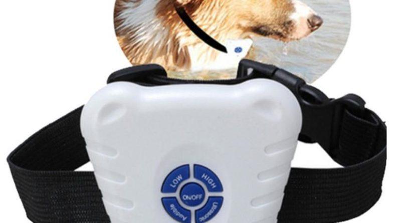 Ошейники «антилай» и дрессировочные для собак 6