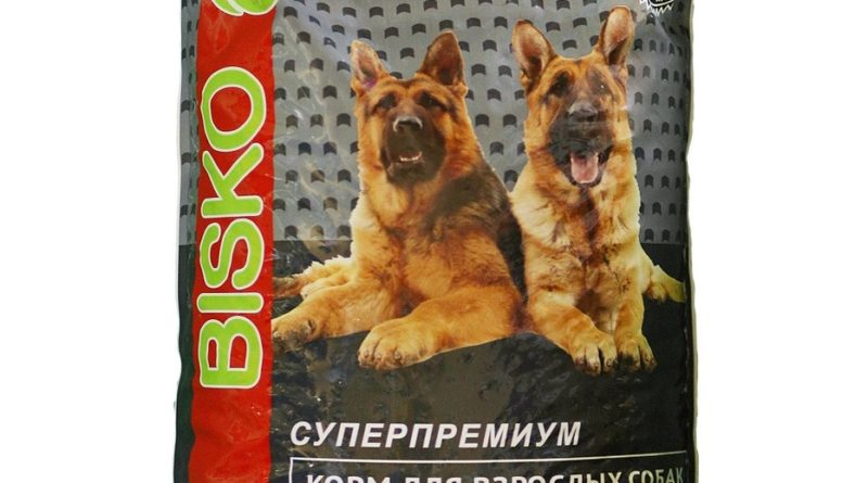 Каким бывает собачий корм 8